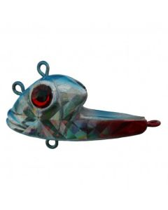 Profiblinker Halligalli Vertigalli mit Drillingen 80g Makrele