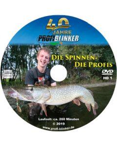 "Profi Blinker MP4 HD 1 ""Die spinnen die Profis"""