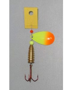 Prolex Spinner Tropfen - Fluo Größe 5