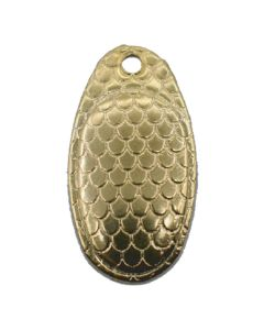 PROLLEX French Style Weitwurf Spinner schuppen gold Größe 3