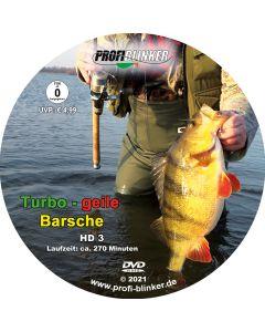 "Profi Blinker DVD HD 3 ""Turbo - geile Barsche"""
