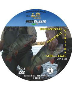 "Profi Blinker DVD HD 2 ""Horizontal Diagonal Vertikal"""