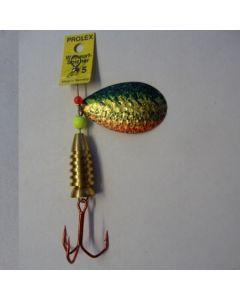 Prolex Spinner Tropfen - Effektlackierung gold orange Größe 8